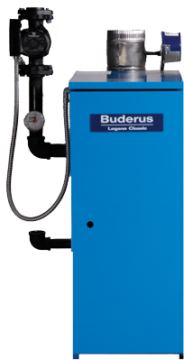 Buderus Gas Conventional Boilers