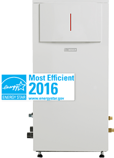 95% AFUE efficiency - Reliable performance with low emissions - Ultra-quiet operation - Compact wall-hung design - Tankless domestic water function