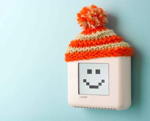 heating upgrade
