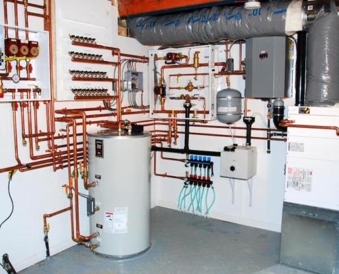 boiler upgrades